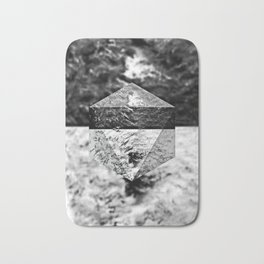 The Disquieted Mind Bath Mat