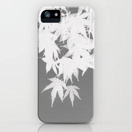 Japanes Maple I iPhone Case