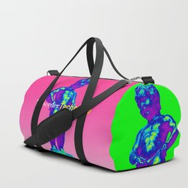 NewOrder Manneken Pis Technique Duffle Bag