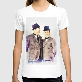 Laurel and Hardy, Movie Legends T-shirt