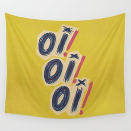 Oi! Oi! Oi! Wall Tapestry