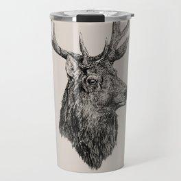 Red Stag [Cervus elaphus]  Travel Mug