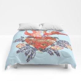 Sacred Heart 1 Comforters