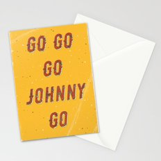 Go go - go Johnny go – A Hell Songbook Edition Stationery Cards