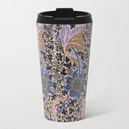 Floral Pattern II Travel Mug