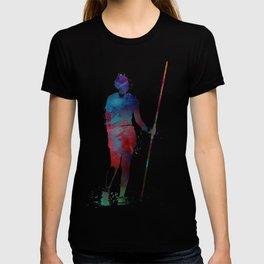 javelin throw #sport #javelinthrow T-shirt