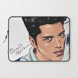 BrunoMars Portrait Laptop Sleeve