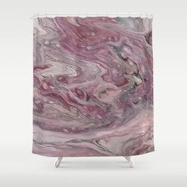 Simply Mauve-elous Shower Curtain