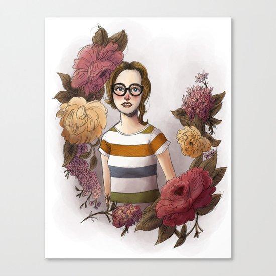 FLORALS Canvas Print