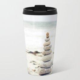 Beach Zen Travel Mug