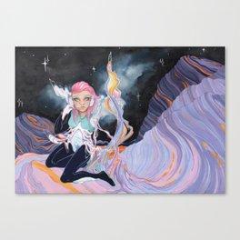 Signal (Beyond Proxima Centauri) Canvas Print