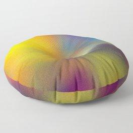colorkleckse Floor Pillow