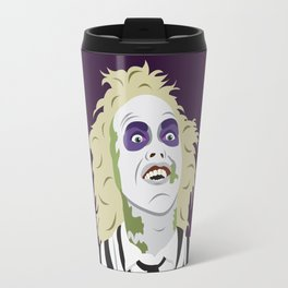 the ghost with the most Travel Mug