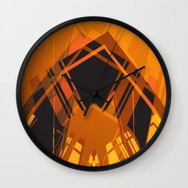 62018 Wall Clock