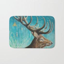 A dear deer Bath Mat