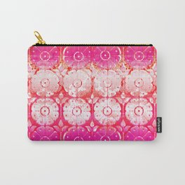 rose ombre in warm hues Carry-All Pouch