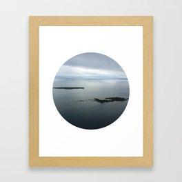 Islands Framed Art Print