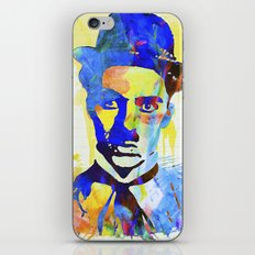 charlie chaplin 04 iPhone & iPod Skin