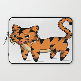 Tamale the Tiger Laptop Sleeve