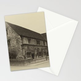 Masonic Lodge Bradford on Avon Stationery Cards