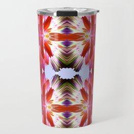 FLOWERS BOMB Travel Mug