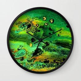 Emerald Isle Wall Clock