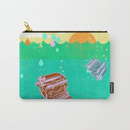 WRITER'S DILEMMA Carry-All Pouch