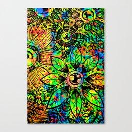 Mama Eye Canvas Print