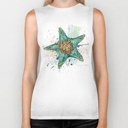 Star Fish Biker Tank