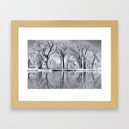 I'm Not Proud Framed Art Print
