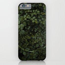 Tranquil Botanics (v.I) iPhone Case