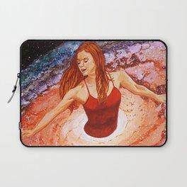 Her cosmic dance Laptop Sleeve