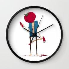 Ketchup? Wall Clock