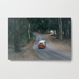 From the Road Metal Print