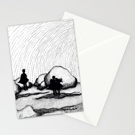Selkie Beach Stationery Cards