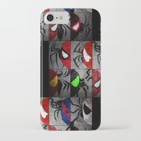 verse iPhone & iPod Cases featuring Spider-Verse by JordanJBDesigns