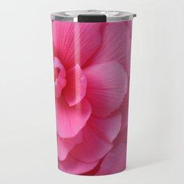 Pink Flower Bloom from Butchart Gardens Travel Mug