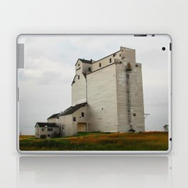 Grain Elevator on the Canadian Prairie Laptop & iPad Skin