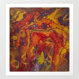 Forge Art Print