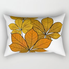 Autumnal Rectangular Pillow