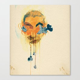 Mingadigm | Hear Me Canvas Print