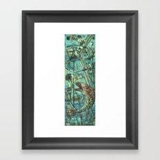 Flyfishing_1 Framed Art Print