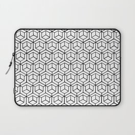 Hand Drawn Hypercube Laptop Sleeve