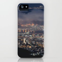 Landscape Photography by Ethan Hu iPhone Case