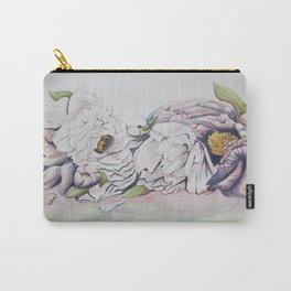 Peonies in the spring Carry-All Pouch
