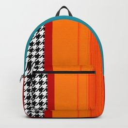 VIVID ART-DECO PATTERN Backpack