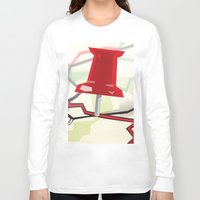 paper towns Long Sleeve T-shirts featuring Paper Towns by Dreki