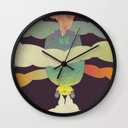 Stoner Bat Wall Clock