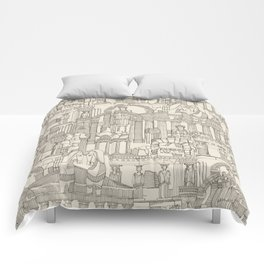 Ancient Greece natural Comforters