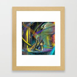 Avatars (Closeup) Framed Art Print